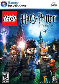 LEGO Harry Potter: Years 1-4 Poster