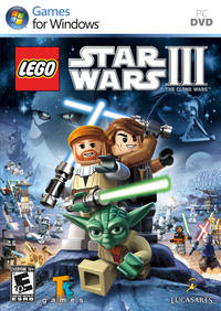 LEGO Star Wars III: The Clone Wars Movie Poster