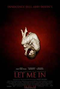 Let Me In (2010) Poster