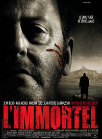 22 Bullets (L'immortel) (2010) Movie Poster