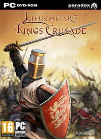 Lionheart: Kings' Crusade Game Poster