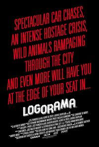 Logorama Kratki Film Movie Poster