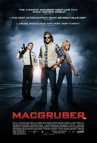 MacGruber (2010) Movie Poster