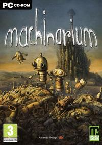 Machinarium game poster