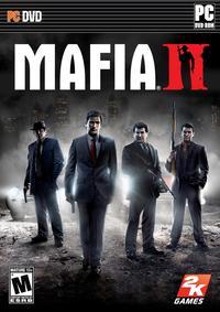 Mafia II Game Poster