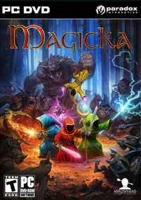 Magicka (2011) Movie Poster