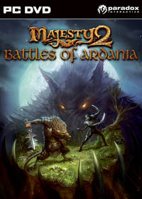 Majesty 2: Battles of Ardania Movie Poster