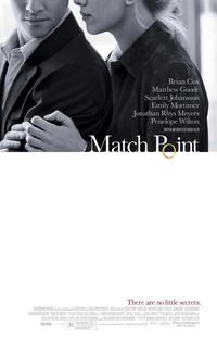 Match Point 2005 Movie Poster