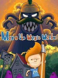 Max and the Magic Marker (2010) game poster