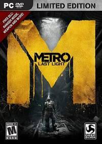 Metro: Last Light Poster