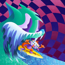 MGMT - Congratulations 2010 Album Cover