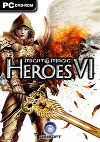 Might & Magic: Heroes VI Poster