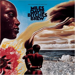 Miles Davis - Bitches Brew 2010 Album Cover