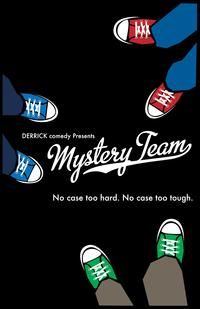 Mystery Team (2009) Movie Poster