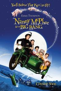 Nanny McPhee and the Big Bang Movie Poster