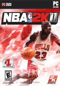 NBA 2K11 Game Poster