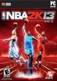 NBA 2K13 Poster