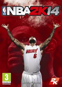 NBA 2K14 Poster