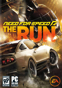 Need for Speed: The Run Poster