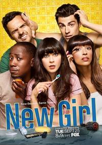 New Girl - Sezona 1 poster