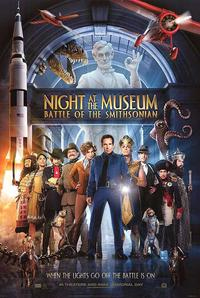 Night at the Museum: Battle of the Smithsonian (2009) Movie Poster