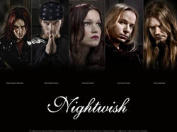 Nightwish – Diskografija