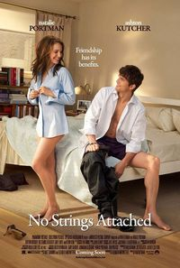 No Strings Attached (2011) Trejler Movie Poster