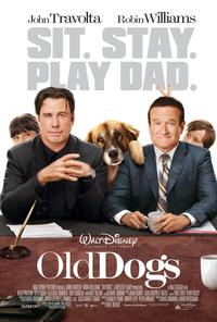 Old Dogs (2009) Movie Poster