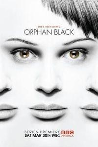 Orphan Black - Sezona 1 poster