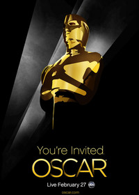 Oscars 2013 poster