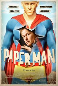 Paper Man (2009) Movie Poster