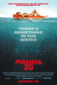 Piranha (2010) Poster