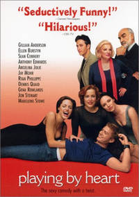 Playing by Heart 1998 Movie Poster