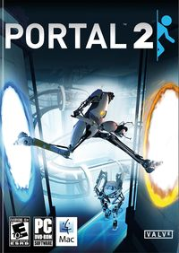 Portal 2 (2011) Movie Poster