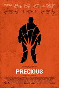 Precious Based on the Novel PUSH by Sapphire 2009 movie poster