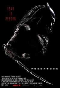 Predators (2010) Movie Poster