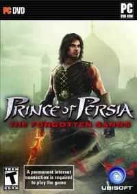 Prince of Persia: The Forgotten Sands (2010) Movie Poster