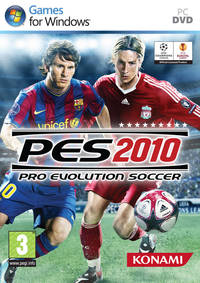 Pro Evolution Soccer 2011 Game Poster