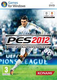 Pro Evolution Soccer 2012 Poster