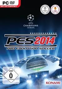 Pro Evolution Soccer 2014 Poster