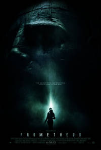 Prometheus (2012) Trejler 2 Movie Poster