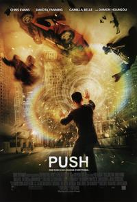 Push (2009) Movie Poster