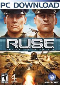 R.U.S.E. Poster