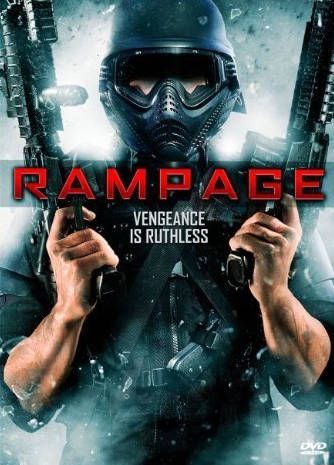 Rampage (2009) Movie Poster