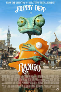Rango (2011) Trejler