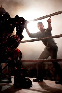 Real Steel (2011) Trejler Poster