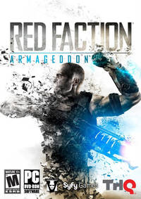 Red Faction: Armageddon Poster