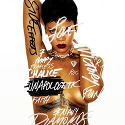 Rihanna - Unapologeticposter