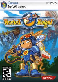 Rocket Knight Poster
