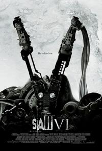 Saw VI (2009) Movie Poster